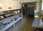 Click to enlarge photo of the lower kitchen <a href=
